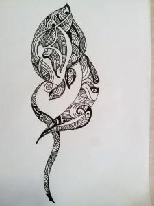 dessin le 5